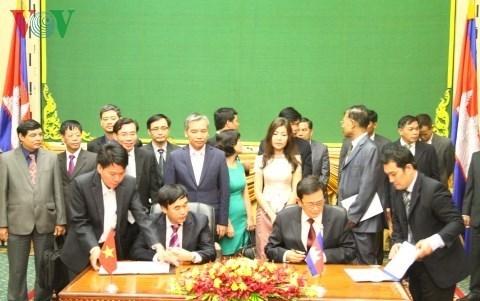 VN-Campuchia kiểm tra thực địa vụ xô xát