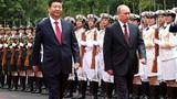Nga-Trung: Quan hệ chiến lược kiểu hai mặt một đồng xu