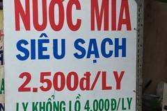 Hà Nội 'chặt chém' hàng bình dân, đắt gấp 5 Sài Gòn