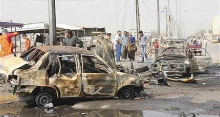 Thảm sát tại Iraq, hơn 100 người thiệt mạng