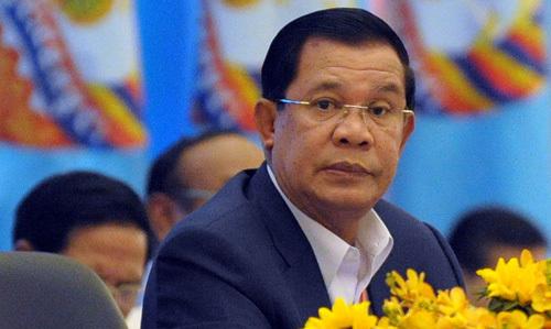 Campuchia, phân định biên giới