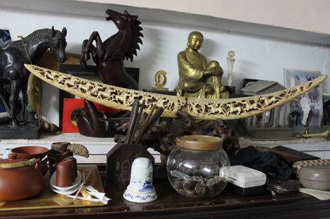 Kho cổ vật 70 triệu USD của 'Vua đồ cổ Sài thành'