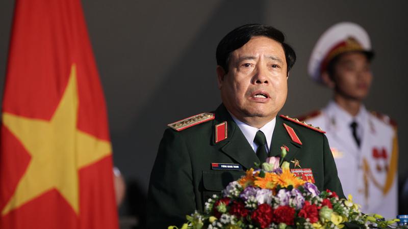 Bác thông tin sai lệch về Bộ trưởng Phùng Quang Thanh