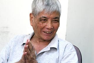 Nhà thơ Việt Phương: Văn học Việt Nam lẹt đẹt như bây giờ cũng không có gì lạ