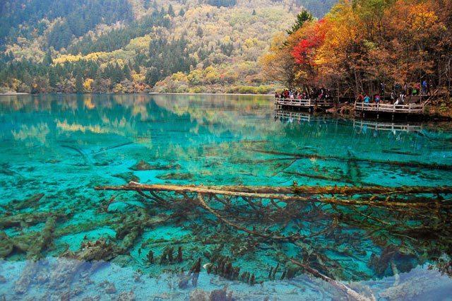 hồ nước, hồ đẹp nhất thế giới