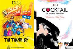 Truyện của nhà văn Di Li được dịch sang tiếng Hà Lan
