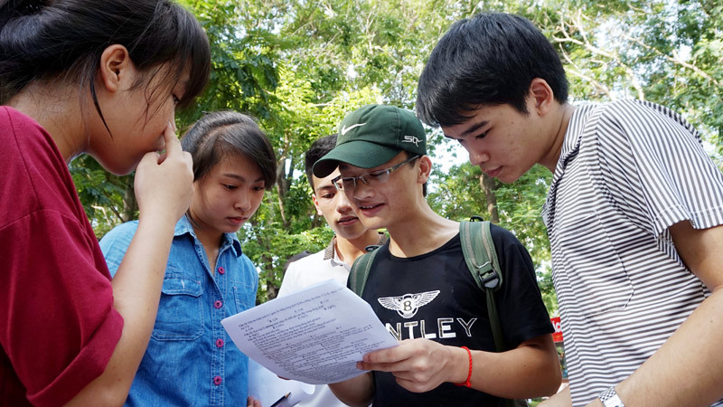 độc quyền, công bố điểm thi, THPT quốc gia