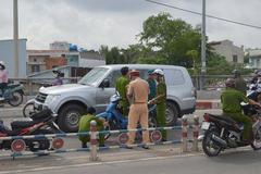 Tông xe dây chuyền gây thương vong, giao thông Sài Gòn ùn tắc