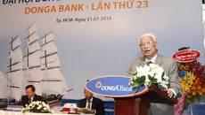 Ông Cao Sỹ Kiêm từ chức Chủ tịch DongA Bank