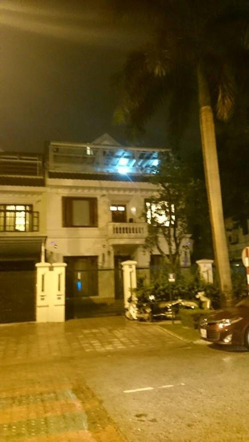Soi biệt thự tiền tỷ của cựu chủ tịch PetroVietnam