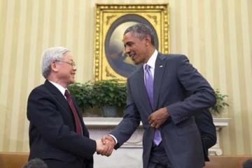Hậu trường chuyến thăm Mỹ của Tổng Bí thư