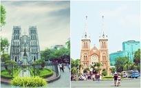 Sài Gòn - Hà Nội: Những sự giống nhau thú vị