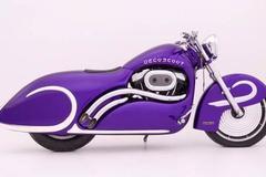 Những chiếc mô tô 'chế' ấn tượng nhất thế giới