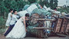 Khoảnh khắc đẹp của cặp đôi Hà Tĩnh gây chú ý trên mạng