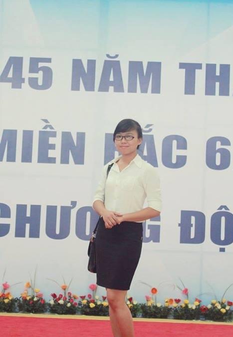 Chị Nguyễn Thị Thương.