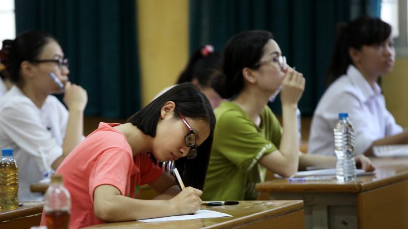 14h30 chiều nay có điểm thi THPT quốc gia
