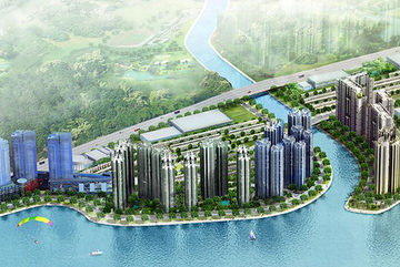 Đại gia xây tòa tháp cao nhất Việt Nam nợ thuế 50 tỷ