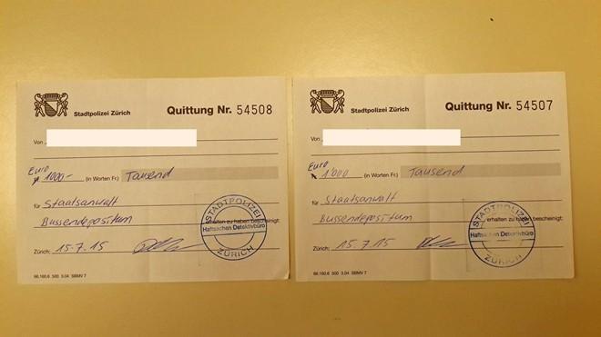 Du khách Việt ăn cắp hàng hiệu ở Thụy Sĩ