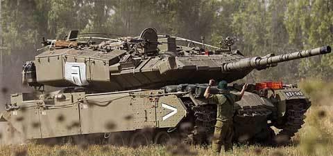 Vén màn bí ẩn về vũ khí đáng sợ của Israel