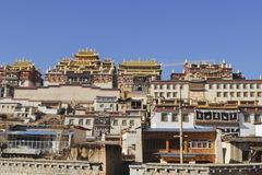 Khám phá tu viện cổ ở Tây Tạng