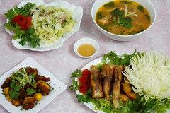 Bữa cơm ngon chiều lòng người thưởng thức