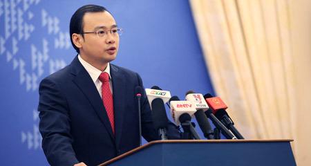 Thông tin của VN về Bộ trưởng Phùng Quang Thanh là chính xác