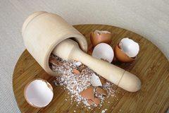Những tác dụng kỳ diệu bất ngờ của vỏ trứng