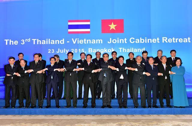 Thái Lan, Thủ tướng, Biển Đông, quốc phòng, ngư dân, ASEAN