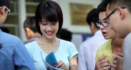 Tỉ lệ tốt nghiệp giảm: Yên tâm được chưa?