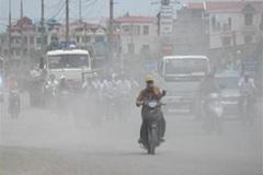 Ô nhiễm không khí gây bệnh tim phổi và chết sớm