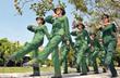 Nữ giới có thể xin nhập ngũ tự nguyện?