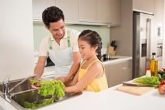 7 thói quen ăn uống lành mạnh bố mẹ nên thực hành cùng con