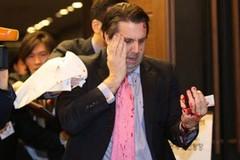 Đại sứ Mỹ ở Hàn hết bị rạch mặt, lại bị dọa giết
