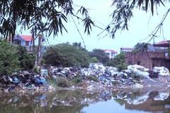 Ngôi làng mỗi ngày thu nhận 70 tấn rác ở Hà Nội