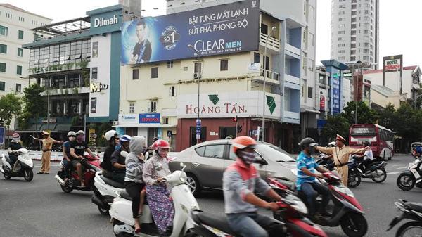 'Chuyện lạ' về cảnh sát giao thông Đà Nẵng