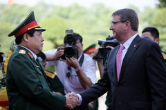 Thứ 7, Đại tướng Phùng Quang Thanh về Việt Nam