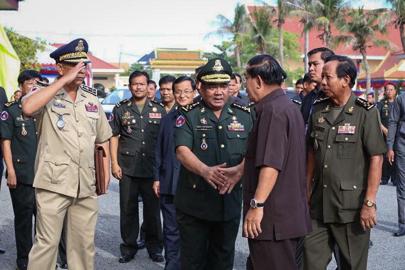 Campuchia, Việt Nam, biên giới, thế giới 24 giờ