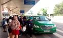 Hành khách đi máy bay khốn khổ bởi taxi ở sân bay Tân Sơn Nhất