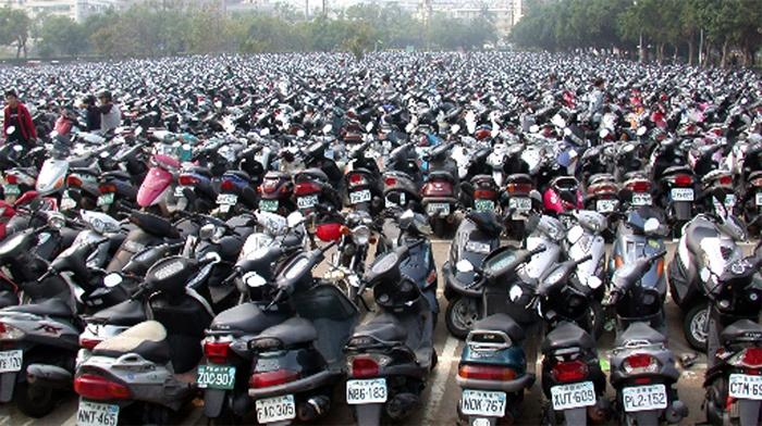 Dân Việt sở hữu xe máy nhiều thứ 2 thế giới