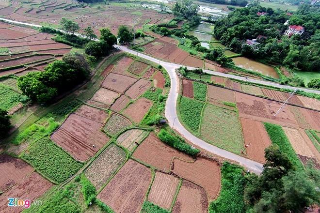 làng cổ, Đường Lâm