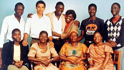 Những người thân ít ai biết của ông Obama