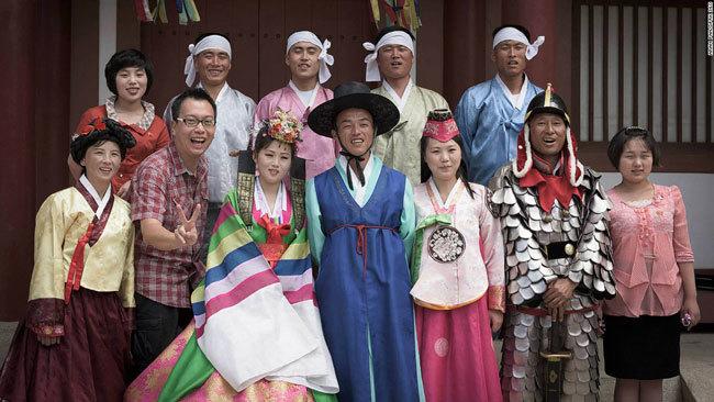 Triều Tiên, hình ảnh, bí ẩn