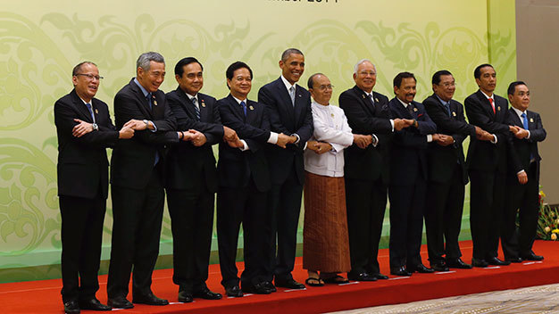 Việt Nam, ASEAN, tái cân bằng, bình thường hóa quan hệ, Nga, Trung Quốc, Nhật Bản