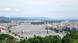 Xao xuyến 'Dòng sông xanh' giữa lòng Budapest