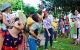 Trẻ em trẩy hội Công dân toàn cầu tại Phú Mỹ Hưng