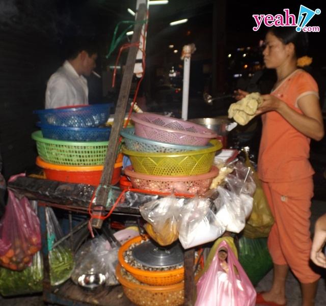 món ốc, quà vặt, quà vặt Sài Gòn, take away