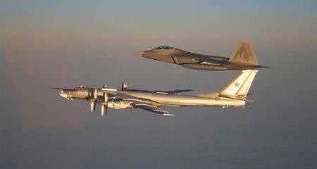 Vì sao phi cơ Nga liên tục lượn sát không phận Mỹ?
