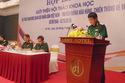 Bộ Tổng tham mưu kỷ niệm 70 năm thành lập