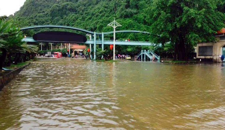 Quảng Ninh, lụt, lịch sửa, mưa, lũ, Hạ Long, Cẩm Phả