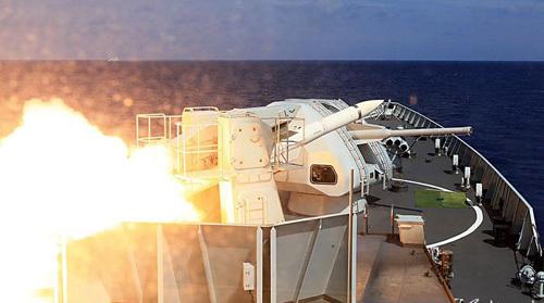 100 tàu TQ tập trận bắn đạn thật ở Biển Đông